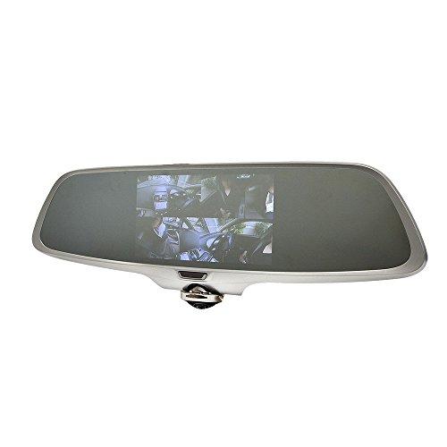 THANKO (サンコー) ルームミラー型360度全方位ドライブレコーダー 型番: CARDVR36