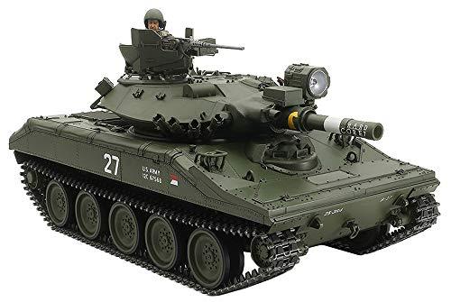 1/16 RCタンクシリーズ No.42 アメリカ空挺戦車 M551 シェリダン フルオペレーションセット プロポ付 56042