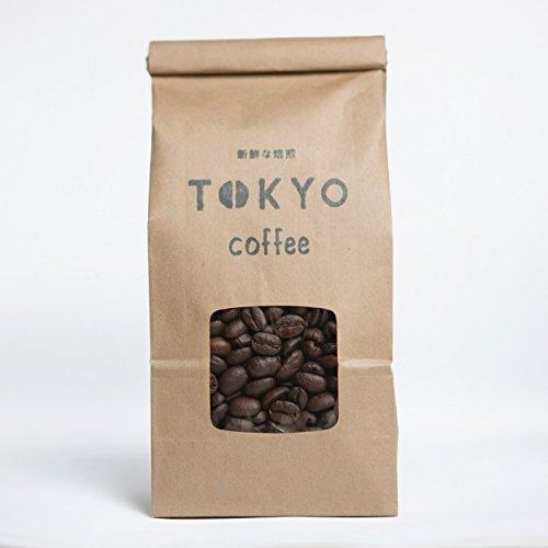 TOKYO COFFEE 東京コーヒー オーガニックブレンド 自家焙煎コーヒ...