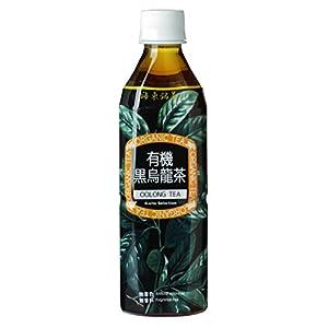 海東セレクション 有機 黒烏龍茶 500ml