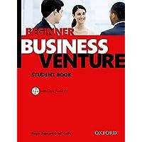 Business Venture Beginner Student Book Pack