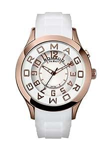 ロマゴ デザイン ROMAGO DESIGN Attraction series (アトラクションシリーズ) 腕時計 RM015-0162PL-RGWH ホワイト [ユニセックス]