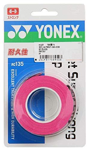 ピンク 1パック(3本) YY AC135 026 ヨネックス