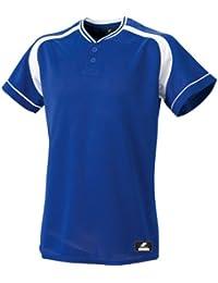 [エスエスケイ] ベースボールウェア 2ボタンプレゲームシャツ [メンズ] BW2200
