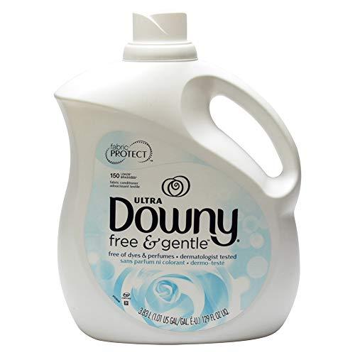 [ ダウニー ] ウルトラ[ ダウニー ] 3.8L 香り 洗剤 服 フリー&ジェントル P&G Downy US [並行輸入品]
