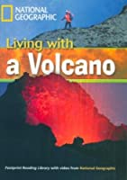 Living with a Volcano (Footprint Reading Library 1300) (Pt. 001) by Rob Waring(2008-06-01)