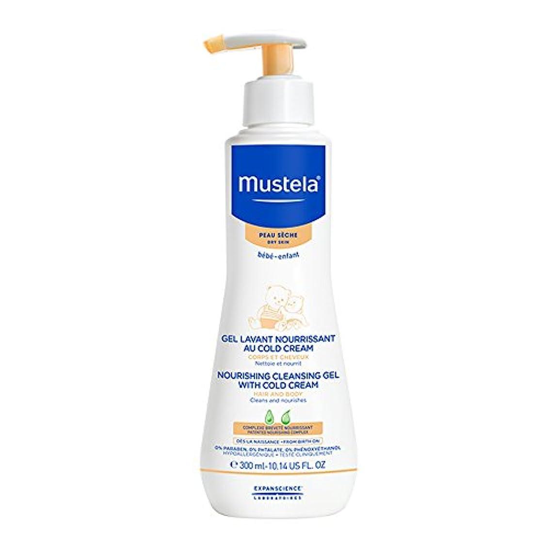 極貧感覚対象ムステラ Nourishing Cleansing Gel with Cold Cream For Hair & Body - For Dry Skin 300ml/10.14oz並行輸入品