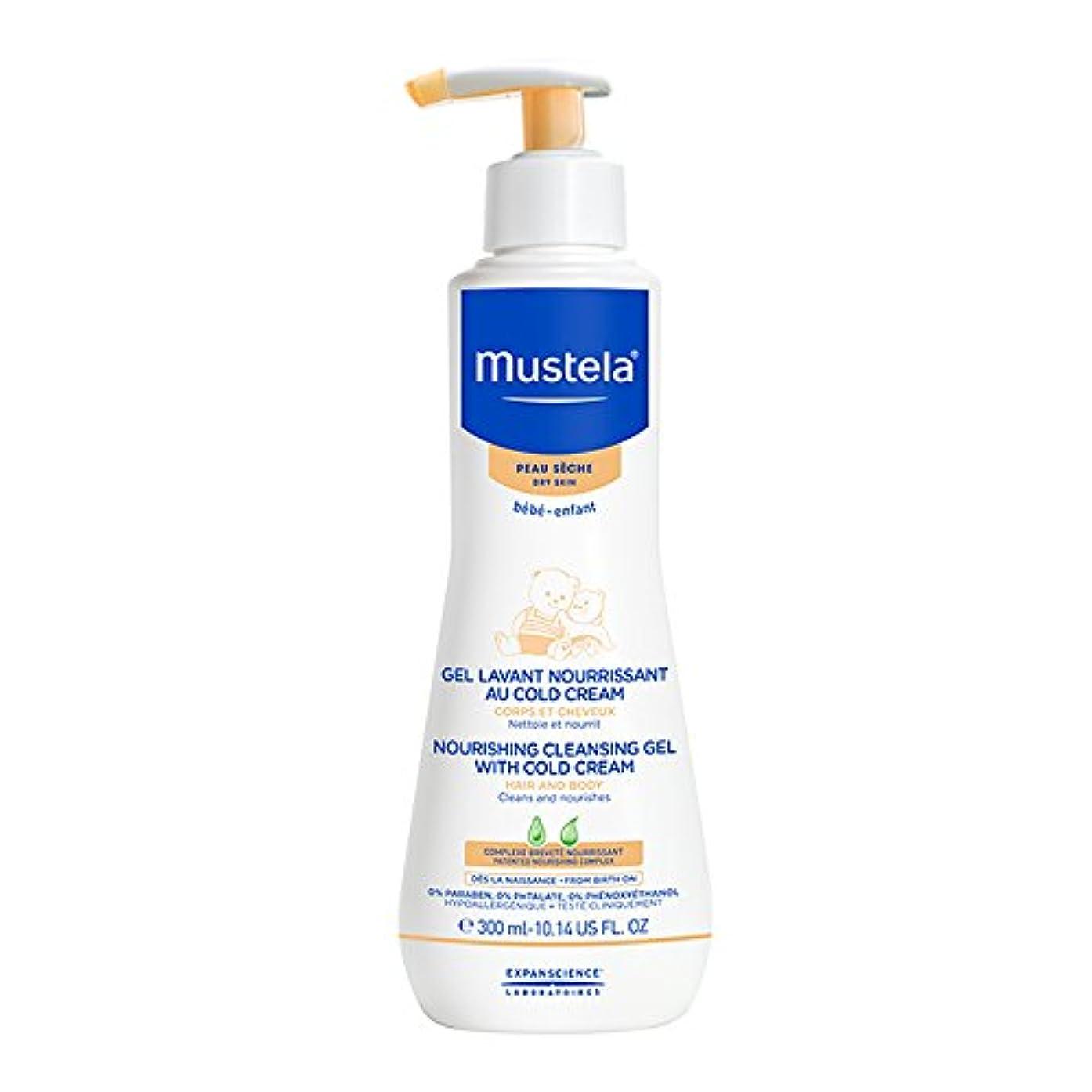 肖像画祝福する豊富ムステラ Nourishing Cleansing Gel with Cold Cream For Hair & Body - For Dry Skin 300ml/10.14oz並行輸入品