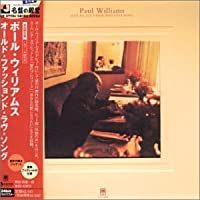 Just an Old Fashioned Love Song by Paul Williams