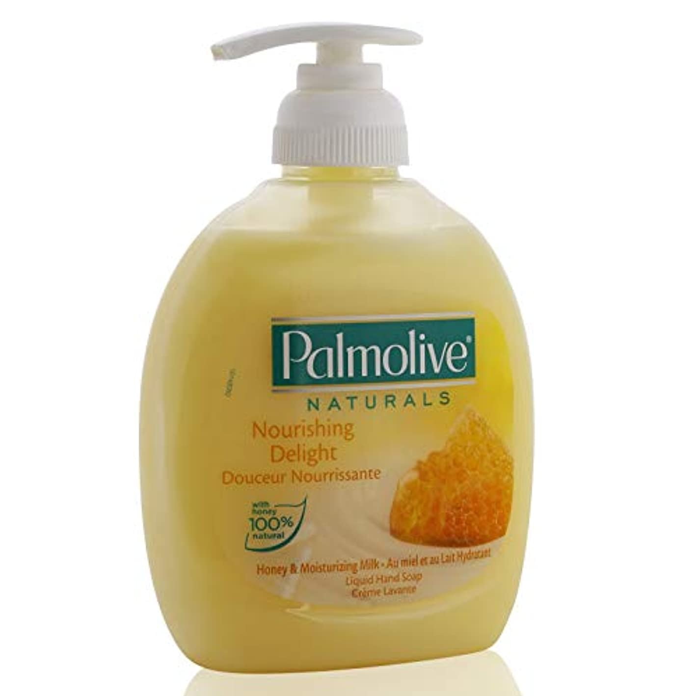 噂詳細に部分Palmolive Naturals Milk & Honey Liquid Handwash by Palmolive