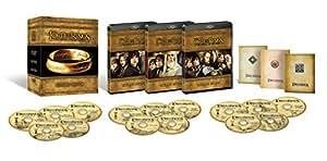 ロード・オブ・ザ・リング スペシャル・エクステ ンデッド・エディション トリロジー(15枚組) [Blu-ray]