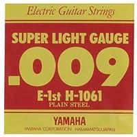YAMAHA/ヤマハ H-1061×6 エレキ弦/スーパーライト/1弦×6(H1061)