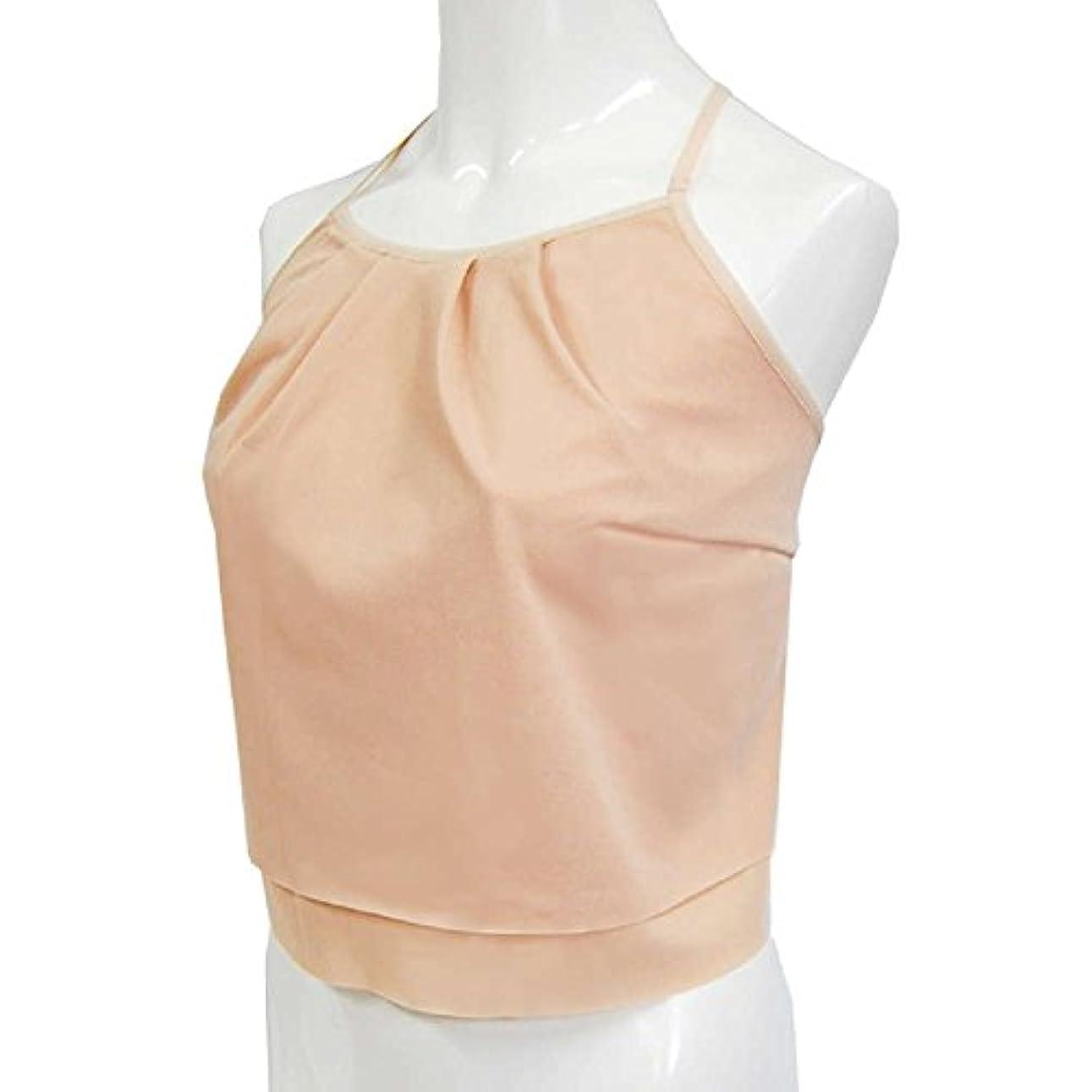 【乳がん】【乳房切除】【放射線治療】 りらっくすバスクロス (S-M)