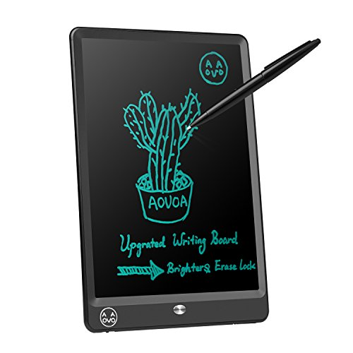 10インチ 電子パッド 電子メモ 手書きパッド デジタルメモ LCD画板 軽量 薄型