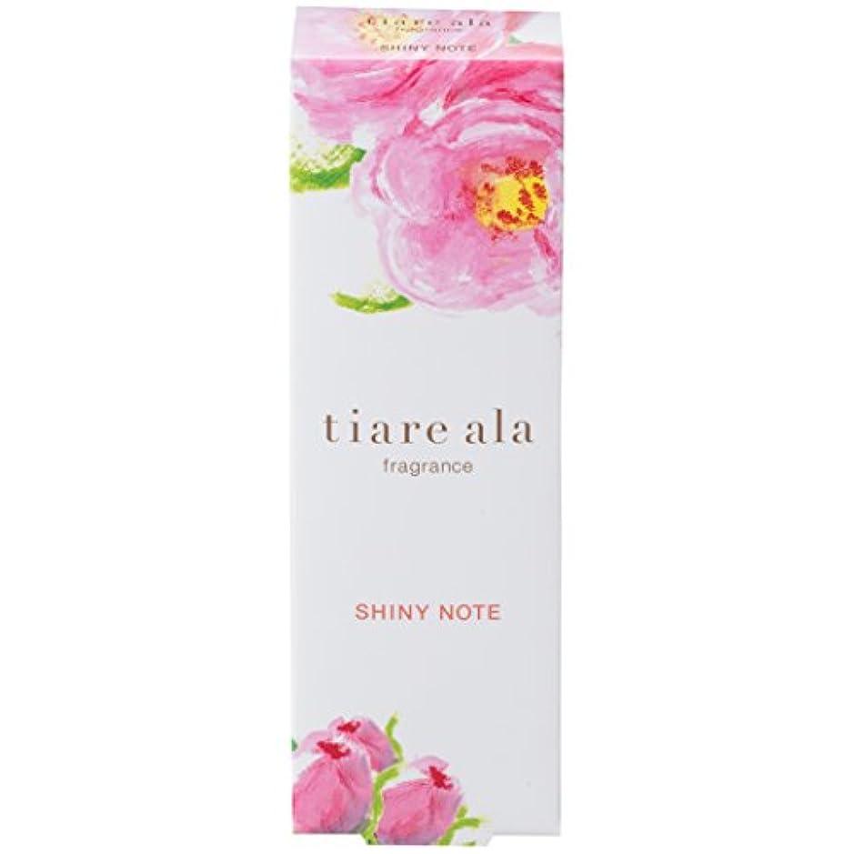 提案する敬意を表して加速するティアレアーラ フレグランス シャイニーノート 〈ローズ & サンダルウッドの香り〉 (14.5mL)