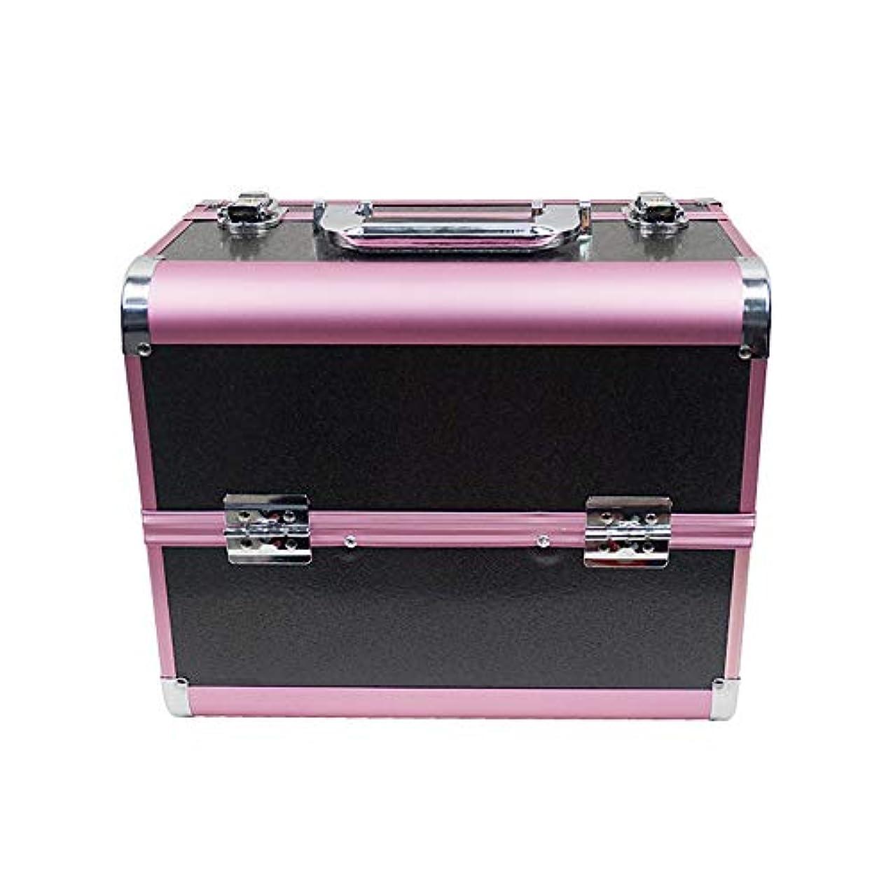シャー行う貫通する化粧オーガナイザーバッグ 大容量ポータブル化粧ケース(トラベルアクセサリー用)シャンプーボディウォッシュパーソナルアイテム収納トレイ 化粧品ケース