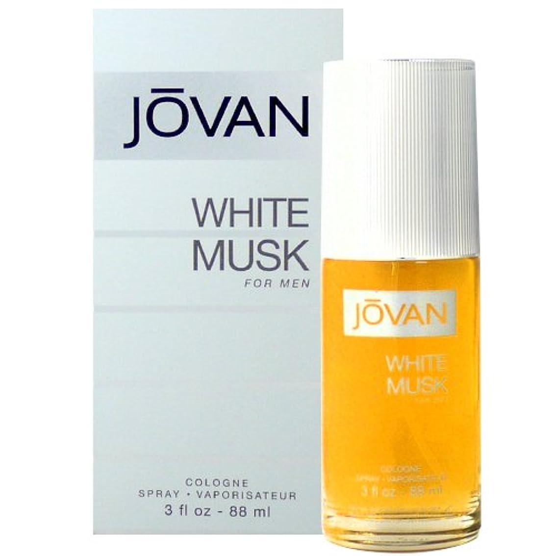 またはどちらか標準幻想的ジョーバン JOVAN ホワイトムスク フォーメン EDC SP 88ml