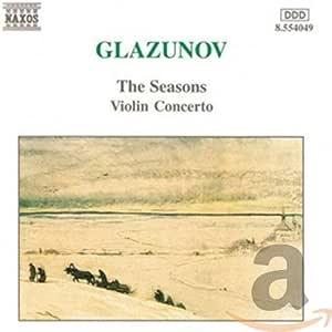 Seasons & Violin Concerto