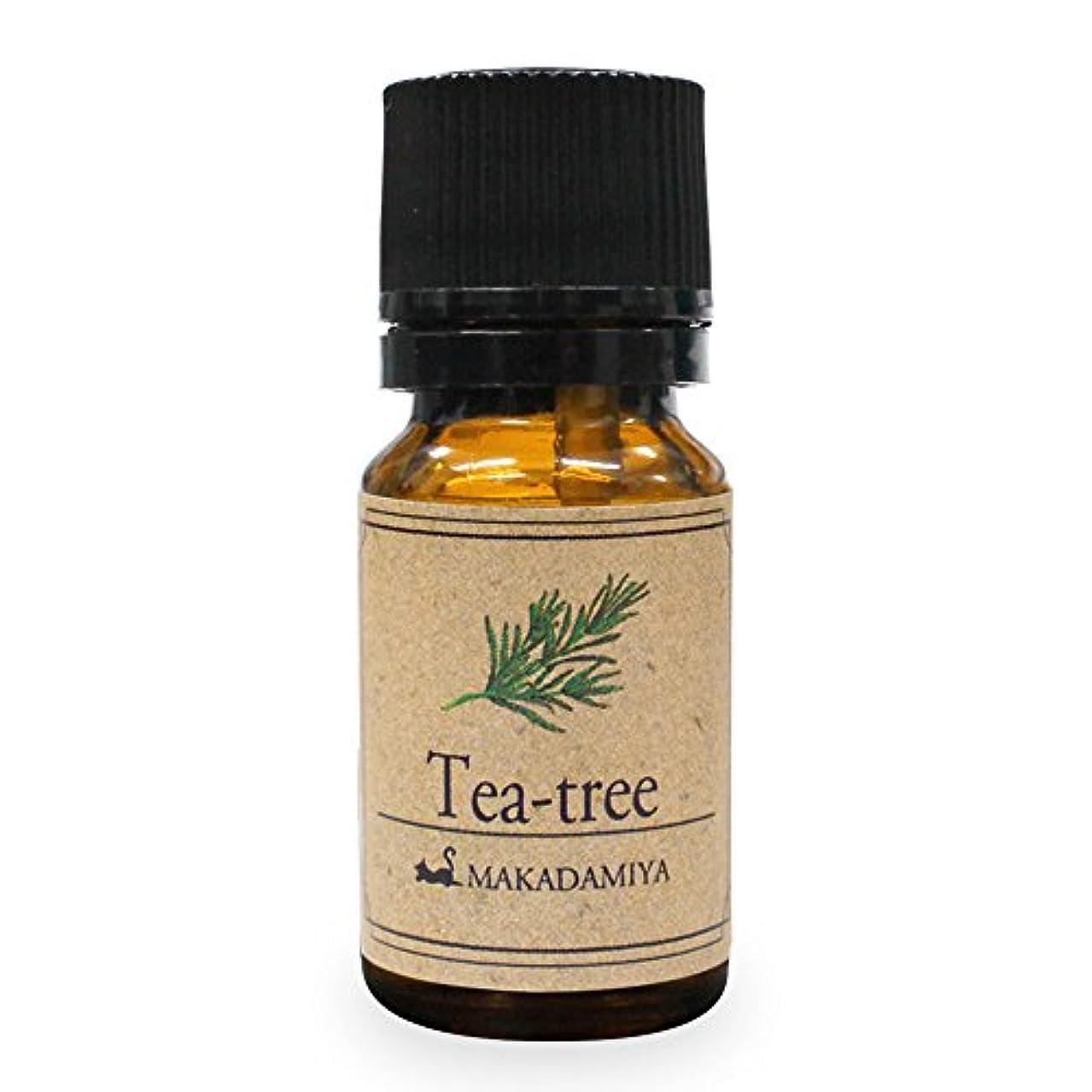 漏れ傾いたデジタルティーツリー10ml 天然100%植物性 エッセンシャルオイル(精油) アロマオイル アロママッサージ aroma Tea-tree