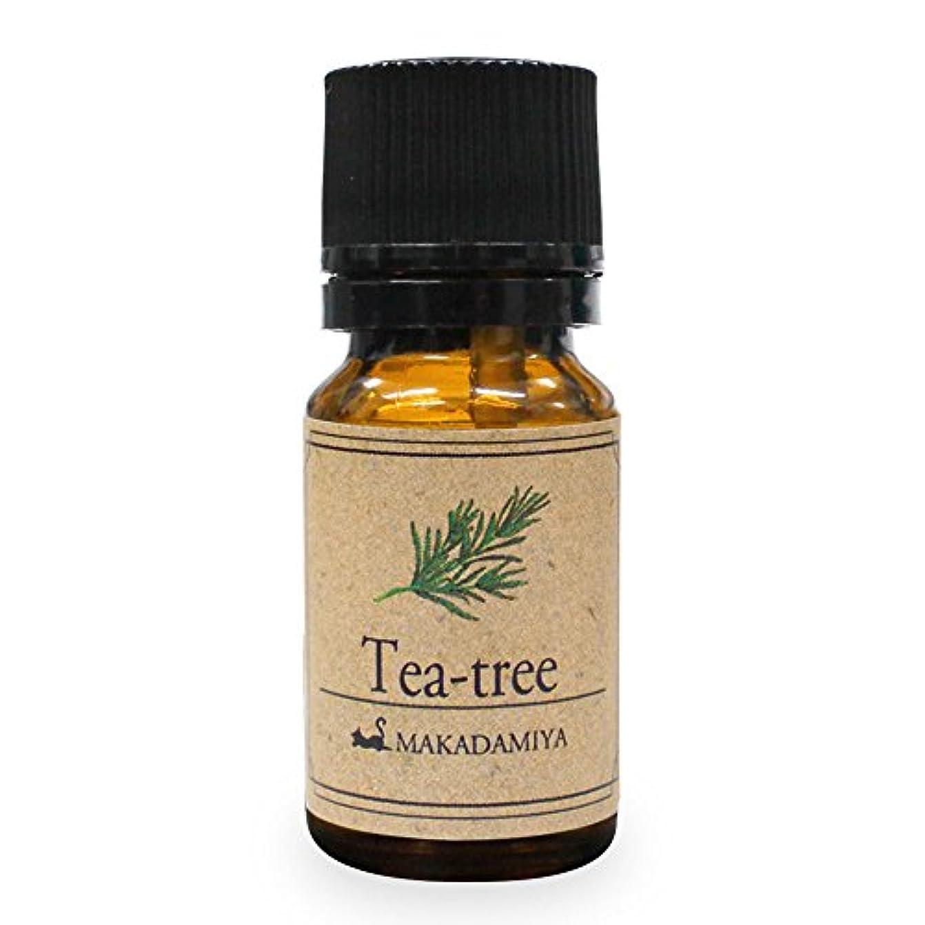 ワゴン変装した読者ティーツリー10ml 天然100%植物性 エッセンシャルオイル(精油) アロマオイル アロママッサージ aroma Tea-tree