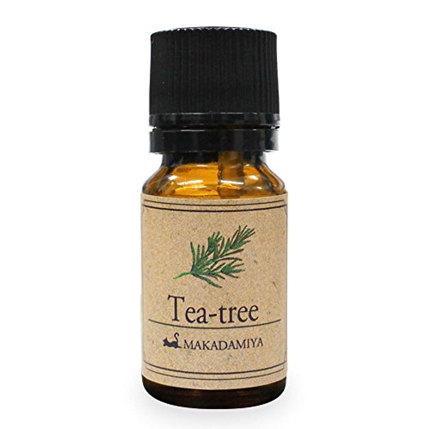 おとうさん普遍的な夕方ティーツリー10ml 天然100%植物性 エッセンシャルオイル(精油) アロマオイル アロママッサージ aroma Tea-tree