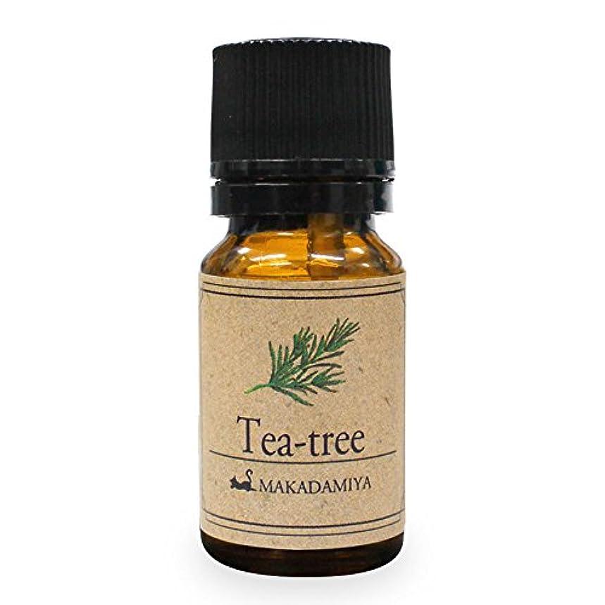 ドキドキ音楽動かないティーツリー10ml 天然100%植物性 エッセンシャルオイル(精油) アロマオイル アロママッサージ aroma Tea-tree
