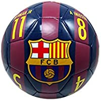 FC Barcelona Authentic Official Licensedサッカーボールサイズ5 – 01 – 5