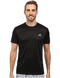 (アディダス) adidas メンズタンクトップ・Tシャツ Essential Tech Crew Tee
