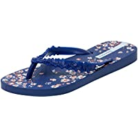 IPANEMA Women's Floral Fashion- Blue