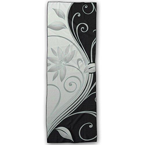 [해외]Dera Princess 에코 요가 타올 요가 라구 흡수 속건이 뛰어난 미끄럼 방지 기능 183cm * 61cm 스포츠 타올 마이크로 화이버 훈련 매트 고품질 경량/Dera Princess Eco Yoga Towel Yoga Rag Water Absorption Quick Drying with Outstanding Antiskid...