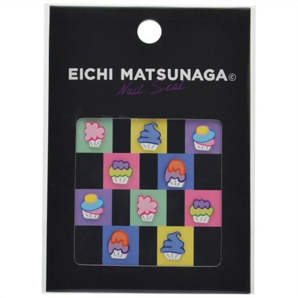 不合格望まないモックウイングビート EICHI MATSUNAGA nail seal EICHI/S-006