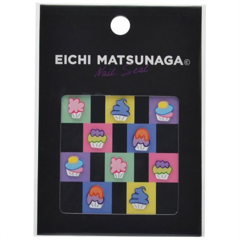 風が強い省懺悔ウイングビート EICHI MATSUNAGA nail seal EICHI/S-006