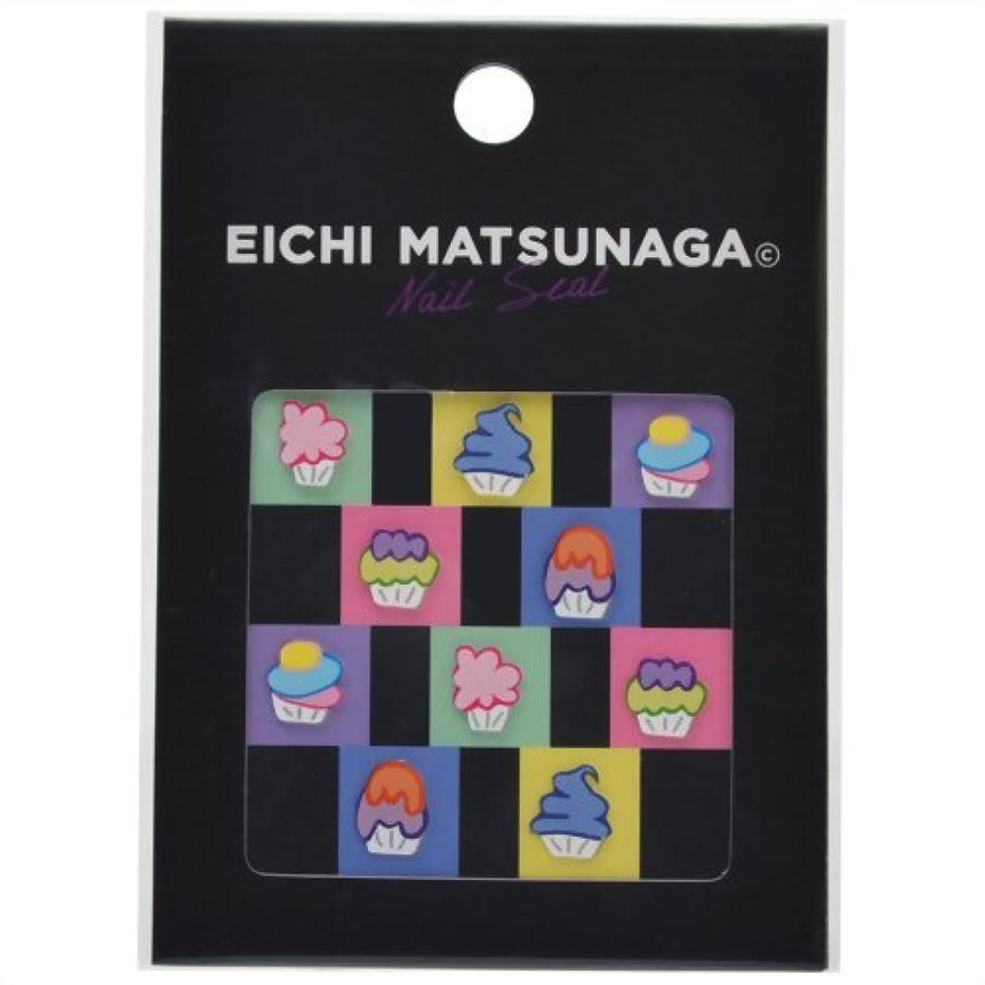 代わりに非難するスーパーマーケットウイングビート EICHI MATSUNAGA nail seal EICHI/S-006