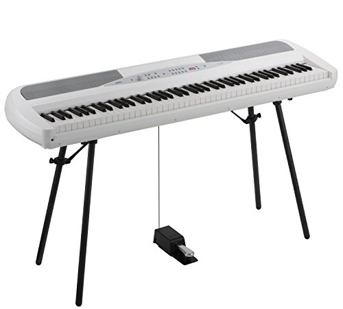 KORG 電子ピアノ SP-280-WH 88鍵 ホワイト