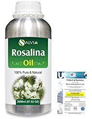 Rosalina (Melaleuca Ericifolia) 100% Natural Pure Essential Oil 2000ml/67 fl.oz.