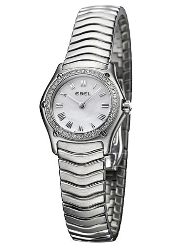 Ebel Women 'sクラシックWave Watch