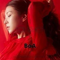 BoA 1stミニアルバム - ONE SHOT, TWO SHOT