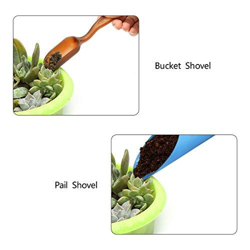 園芸用品セット Pathonor ミニ園芸ツール ミニガーデニングツール 園芸用品 多用途組み合わせ14点セット 寄せ植え 肉植物 観葉植物 小型鉢植えなどもでき