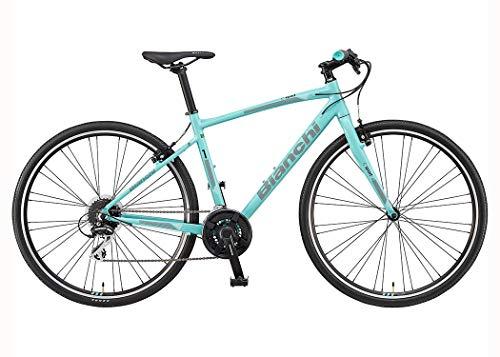 BIANCHI(ビアンキ) C・SPORT 1(Cスポーツ1) (3x8s) クロスバイク700C [マットCK16 55]