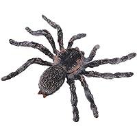 MagiDealリアルな科学プラスチック動物モデル図ブラジルホワイトSpider Figurine子供キッズ教育玩具ホーム装飾Collectibles KidsストーリーTelling小道具