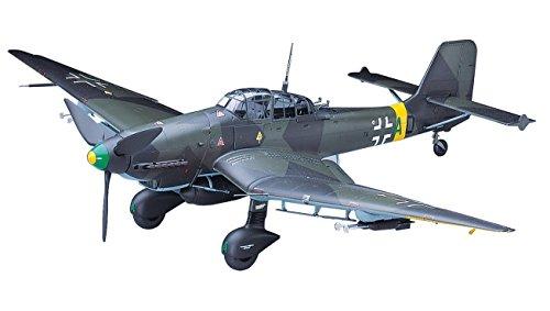 ハセガワ 1/32ユンカース Ju87D スツーカ