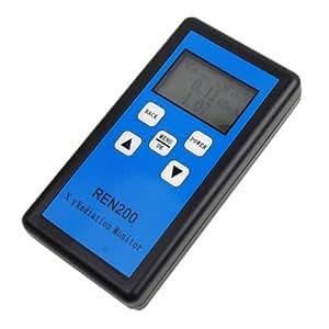 ★即納! 最新版 REN200+★高精度&高感度&国内サポート★日本語版の放射線測定器!簡単で使いやすい!