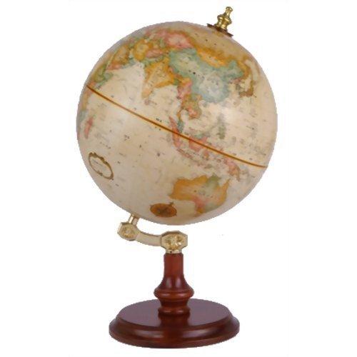 リプルーグル 地球儀 リンカーン型 アンティーク 英語版 51400