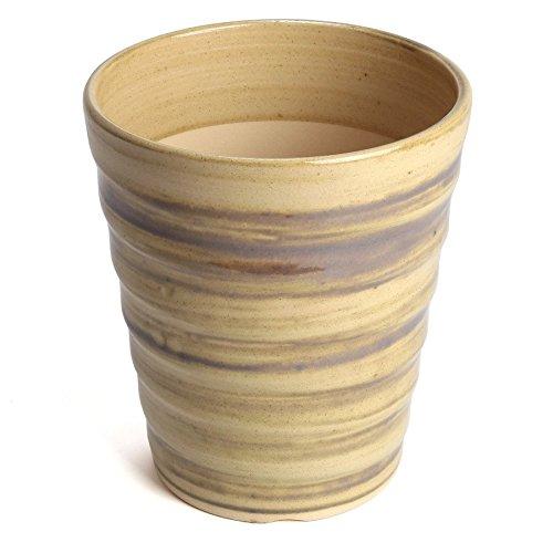鉢 KANEYOSHI 【日本製/三河焼】 陶器 植木鉢 25.5cm