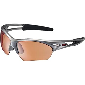 OGK KABUTO(オージーケーカブト) プリマト [ガンシルバー] 3カラーセット撥水レンズ サイクルスポーツアイウェア PRIMATO
