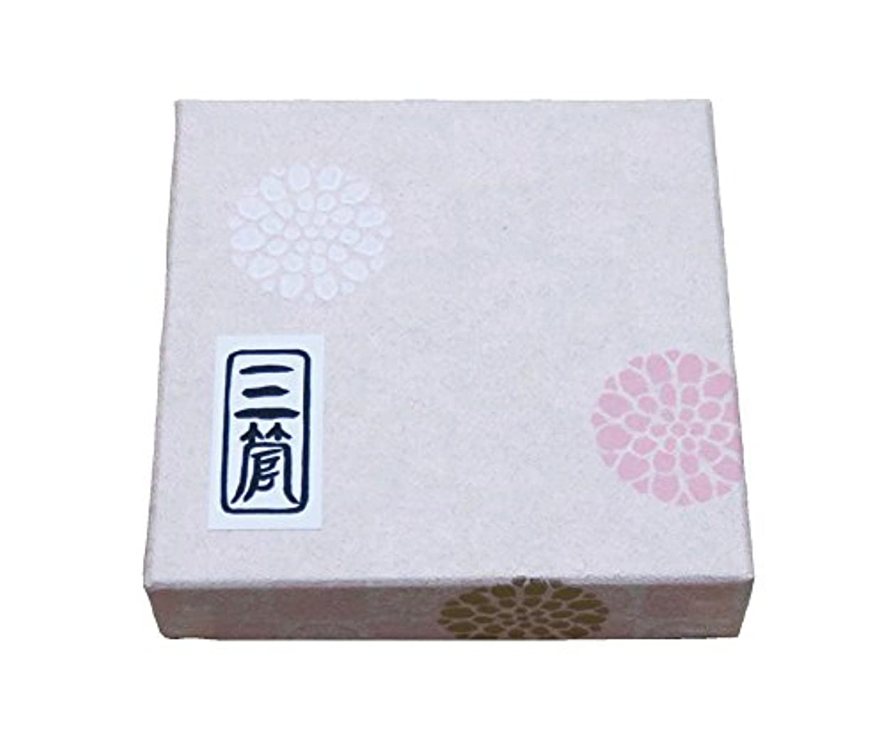 立派な一握り常識癒しのお香 <仏智香 三管セット 化粧箱入り> 三管3種類が楽しめます 奈良のお香屋あーく煌々(きらら)