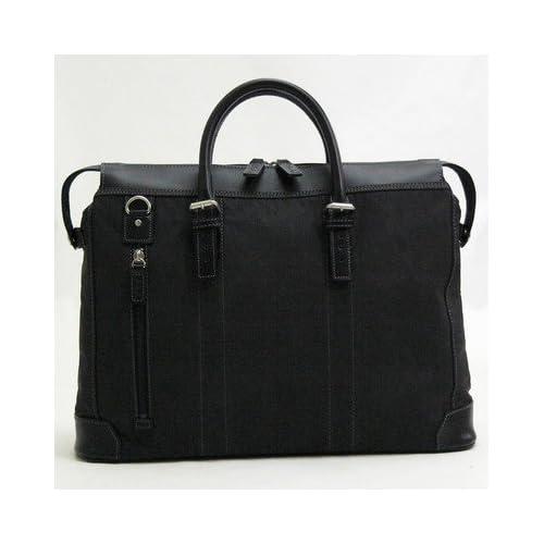 織人[オリジン]ビジネスバッグ メンズ 本革 ブリーフバッグ A4 スーツ ブラック