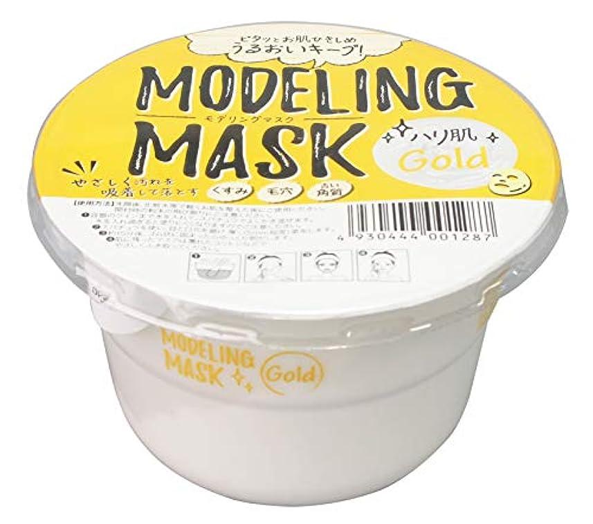 痛い溶ける協同ダイト モデリングマスク Gold (28g)