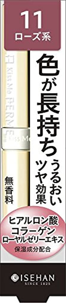 禁止する浸漬排泄物フェルム プルーフブライトルージュ11 深みのあるローズ 3.6g