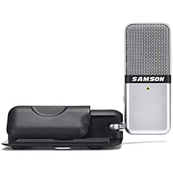 SAMSON マイク ポータブル USB コンデンサ Go Mic